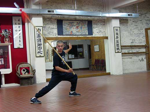 Chinese Kung Fu Center of Milwaukee | Traditional Chinese